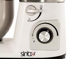 Миксер стационарный Sinbo, 800 Вт, белый SMX 2739