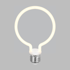 Декоративная контурная лампа Decor filament 4W 2700K E27 BL156 Elektrostandard