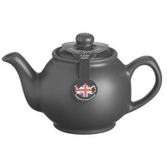 Чайник заварочный Matt Glaze 450 мл черный P&K P_0056.729