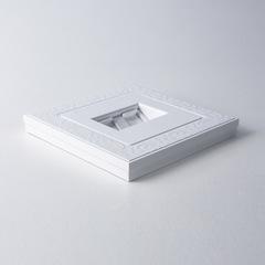 Рамка на 1 пост (белый) WL05-Frame-01-white Werkel