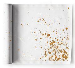 Салфетки в рулоне 32х32см (6шт) My Drap Linen Golden Splash SLA32N2/101-11