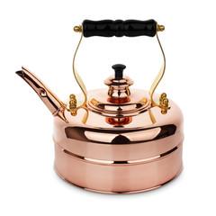 Чайник для плиты 1,7л (газ и электро) эдвардианской ручной работы RICHMOND Heritage арт. RICHMOND NO.1