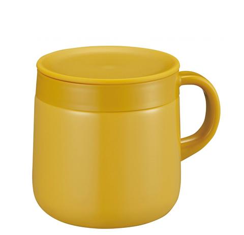 Термокружка Tiger MCI-A028 (0,28 литра) желтая