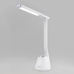 Светодиодная настольная лампа Eurosvet Office 80421/1 белый