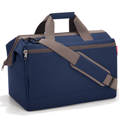 Сумка Allrounder L pocket dark blue Reisenthel MK4059