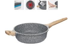 Глубокая сковорода MINERALICA с антипригарным покрытием, 24 см Nadoba 728428