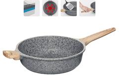 Глубокая сковорода MINERALICA с антипригарным покрытием, 28 см Nadoba 728426
