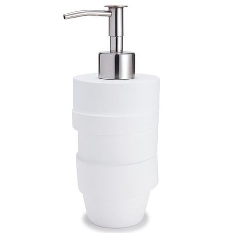 Дозатор для жидкого мыла Kassatex Alpine AAP-LD-W