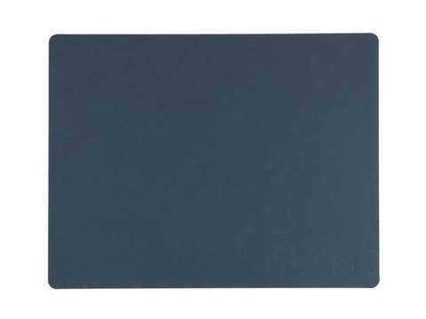 Подстановочная салфетка прямоугольная 35x45 см LindDNA Nupo dark blue 982482