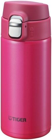 Термокружка Tiger MMJ-A036 (0,36 литра) розовая