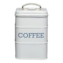 Емкость для хранения кофе Living Nostalgia Kitchen Craft LNCOFFEEGRY