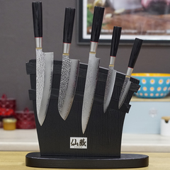 Комплект из 5 ножей Suncraft Senzo Classic и подставки 207524614
