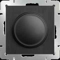 Диммер (графит рифленый) WL04-DM600 Werkel