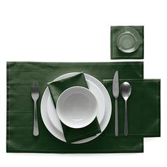 Сервировочные маты в рулоне 45х32см (12шт) My Drap English Green IA48/501-7