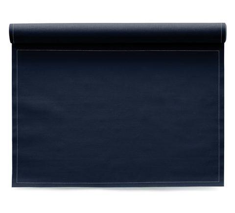 Сервировочные маты в рулоне 45х32см (12шт) My Drap Petrol Blue IA48/409-7