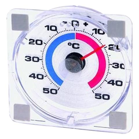 Термометр 75*75 мм, на карточке Westmark Plastic tools арт. 52122280
