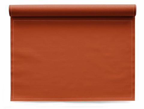 Сервировочные маты в рулоне 45х32см (12шт) My Drap Terracotta IA48/909-7