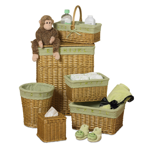 Набор корзин Сreative Bath Baby's Learn & Store Collection 37000-HO