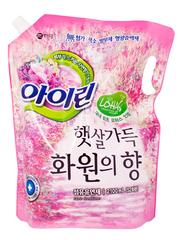 Кондиционер для белья IRIN Цветочный сад 2,1л (мягкая уп.) 872741