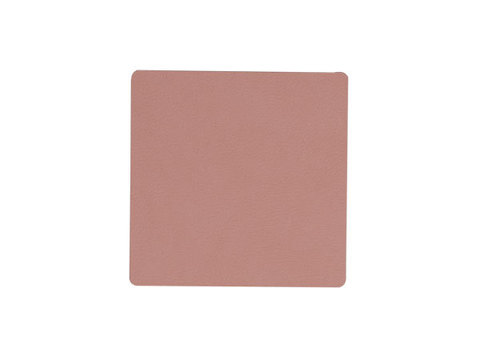 Подстаканник квадратный 10x10 см LindDNA Nupo rose 9895