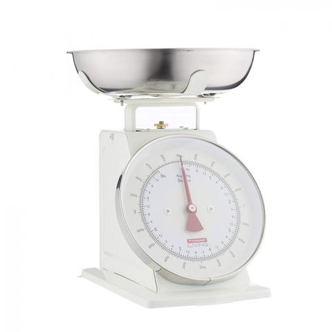 Весы кухонные Living кремовые 4 кг TYPHOON 1400.148V
