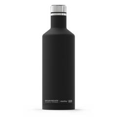 Термос-бутылка Asobu Times square (0,45 литра) черная SBV15 black