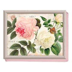 Поднос с подушкой Rose Garden Kitchen Craft 5138328