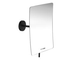 K-1001BLACK Зеркало с 3-х кратным увеличением WasserKRAFT