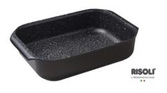 Противень литой Risoli Granit 40см 00102RGR/40H