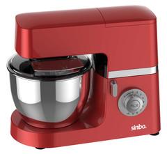 Миксер стационарный Sinbo, 1500 Вт, красный SMX 2748