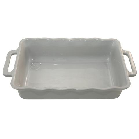 Форма прямоугольная 30,5 см Appolia Delices MEDIUM GREY 141030578