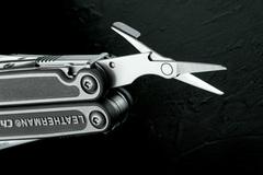 Мультитул Leatherman Charge TTi, 19 функций, кожаный чехол (подарочная упаковка) 830735