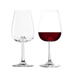Набор из 2 бокалов для вина/воды (универсальные) 485мл Stolzle Vulcano