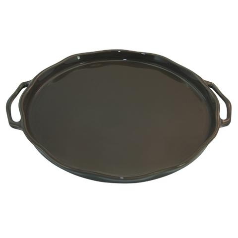 Блюдо сервировочное 44 см Appolia Delices DARK GREY 113044044