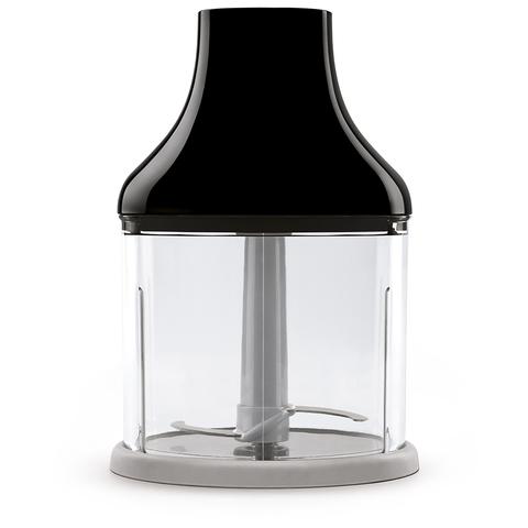 Погружной блендер Smeg (Черный) HBF02BLEU