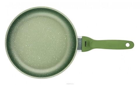 Литая сковорода Risoli Dr Green Induction 28см 00103DRIN/28