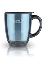 Термокружка La Playa DFD 2040 (0,45 литра) голубая 560089