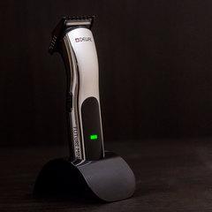 Машинка для стрижки окантовочная Dewal Future, аккум/сетевая, 1 насадкa, серебристая 03-816
