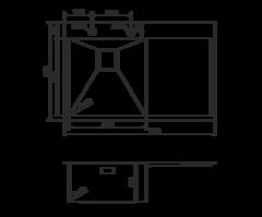 Кухонная мойка из нержавеющей стали OMOIKIRI Akisame 78-GM-L (4993099)