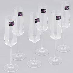 Набор из 6 бокалов для шампанского 270мл Lucaris Hong Kong 5LS04CP0906G0000