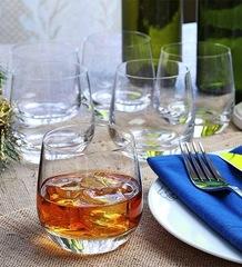 Набор из 6 стаканов низких 370мл Lucaris Hong Kong 5LT04LD1606G0000