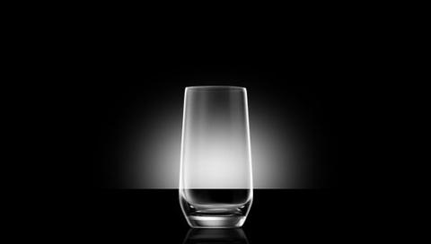 Набор из 6 стаканов высоких 460мл Lucaris Hong Kong 5LT04DR1306G0000