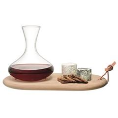 Набор из декантера 1,4 и сырной доски Wine LSA International G1378-00-301