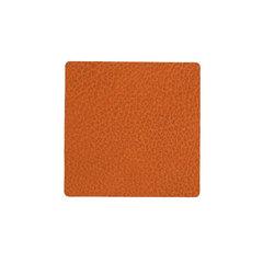 Подстаканник квадратный 10x10 см LindDNA HIPPO orange 981300