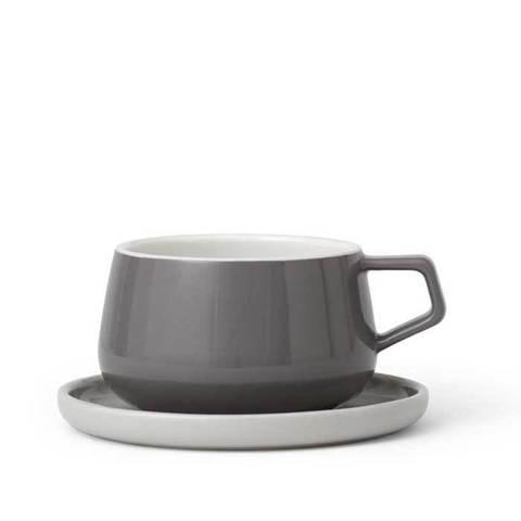 Чайная чашка с блюдцем Ella™ 300 мл Viva Scandinavia V79748