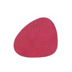 Подстаканник фигурный 11х13 см LindDNA HIPPO raspberry 983504