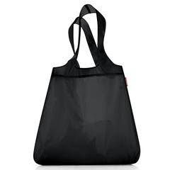 Сумка Mini maxi shopper black Reisenthel AT7003