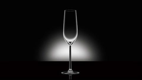Набор из 6 бокалов для шампанского 250мл Lucaris Shanghai Soul 5LS03CP0906G0000