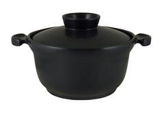 Кастрюля круглая 24,5х19,5 (1,5л) Appolia Terry&Flamme BLACK LID 500015001