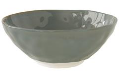 Салатник (серый) Interiors без инд.упаковки Easy Life AL-57437